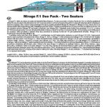 comp_SH72414A1-001-150x150 Mirage F.1C Duo Pack in 1:72 von Special Hobby #SH 72414