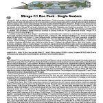 comp_SH72414B1-001-150x150 Mirage F.1C Duo Pack in 1:72 von Special Hobby #SH 72414