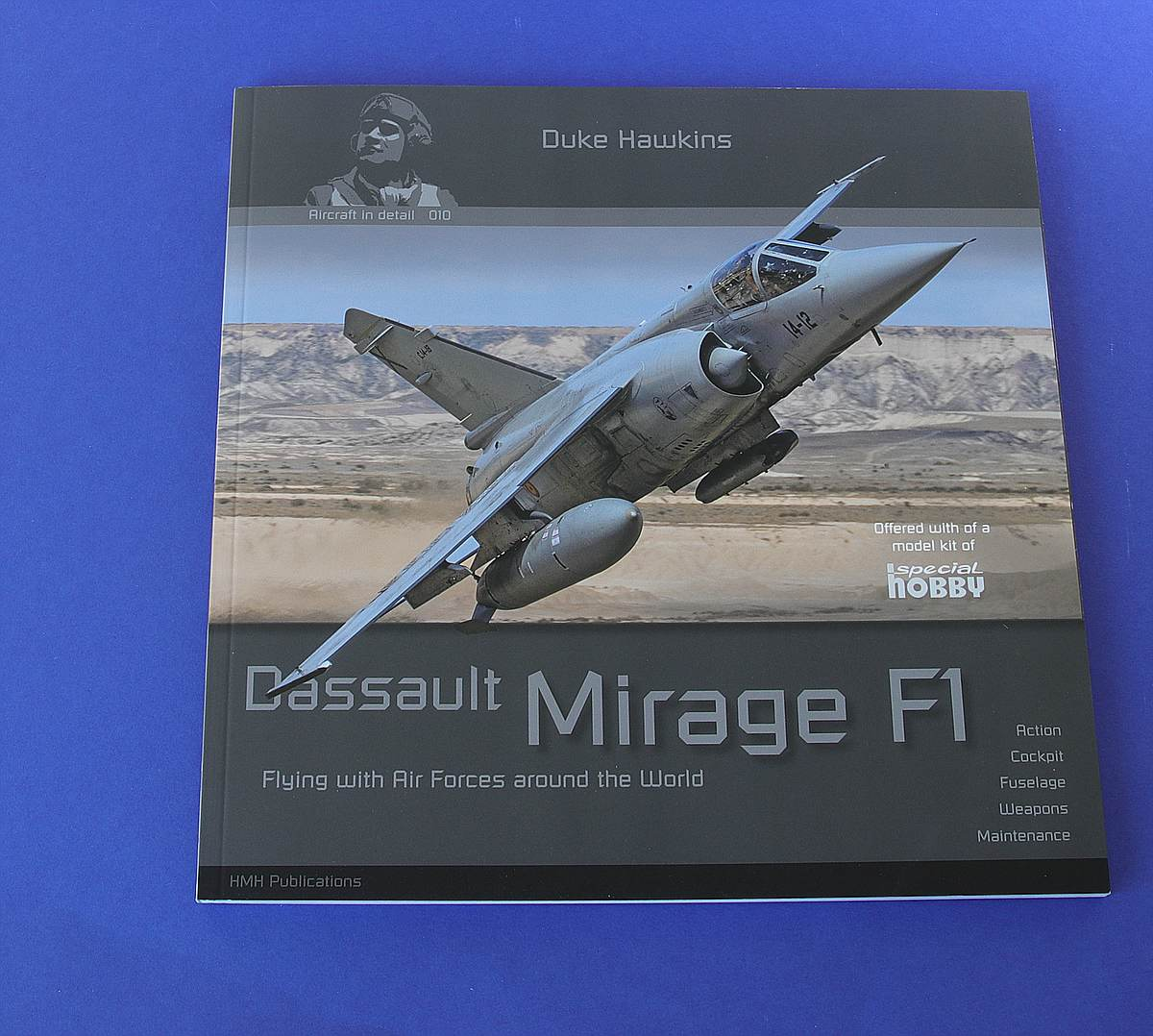 comp_Special-Hobby-Mirage-F1-Duo-Pack-Buch-1 Mirage F.1C Duo Pack in 1:72 von Special Hobby #SH 72414