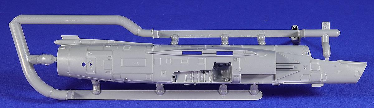 comp_Special-Hobby-Mirage-F1-Rumpf-einsitzer-1 Mirage F.1C Duo Pack in 1:72 von Special Hobby #SH 72414