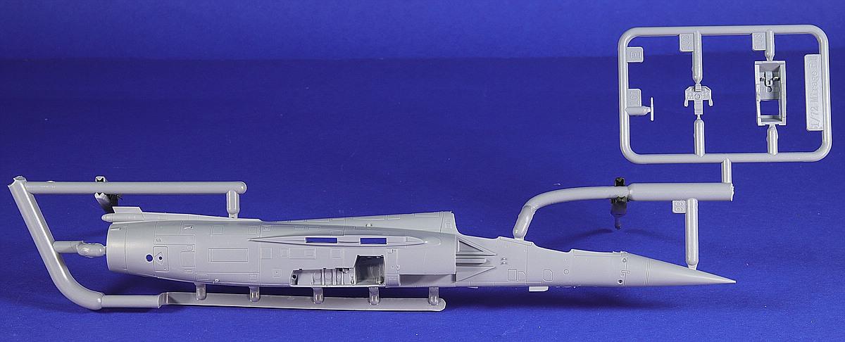 comp_Special-Hobby-Mirage-F1-Rumpf-zweisitzer-1 Mirage F.1C Duo Pack in 1:72 von Special Hobby #SH 72414