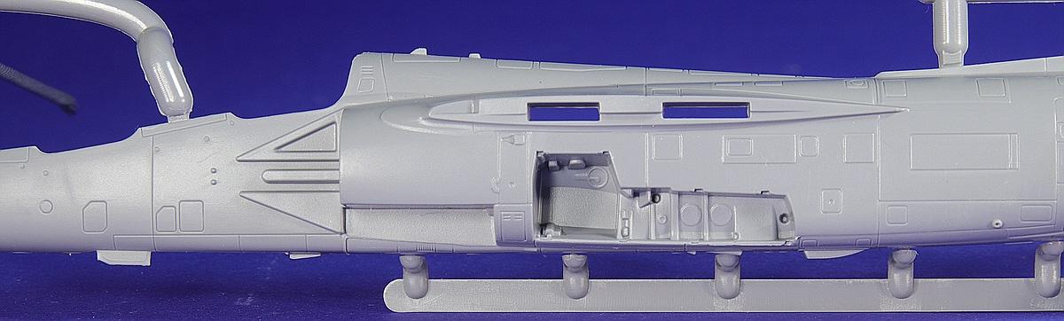 comp_Special-Hobby-Mirage-F1-Rumpf-zweisitzer-3 Mirage F.1C Duo Pack in 1:72 von Special Hobby #SH 72414