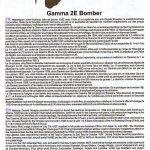 AZUR-Frrom-FR-0034-Gamma-2E-Bomber-Bauanleitung-1-150x150 Gamma 2E Bomber in 1:72 von AZUR / Frrom # FR 0034