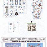 AZUR-Frrom-FR-0034-Gamma-2E-Bomber-Bauanleitung-2-150x150 Gamma 2E Bomber in 1:72 von AZUR / Frrom # FR 0034