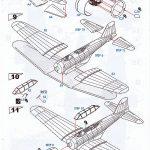 AZUR-Frrom-FR-0034-Gamma-2E-Bomber-Bauanleitung-5-150x150 Gamma 2E Bomber in 1:72 von AZUR / Frrom # FR 0034