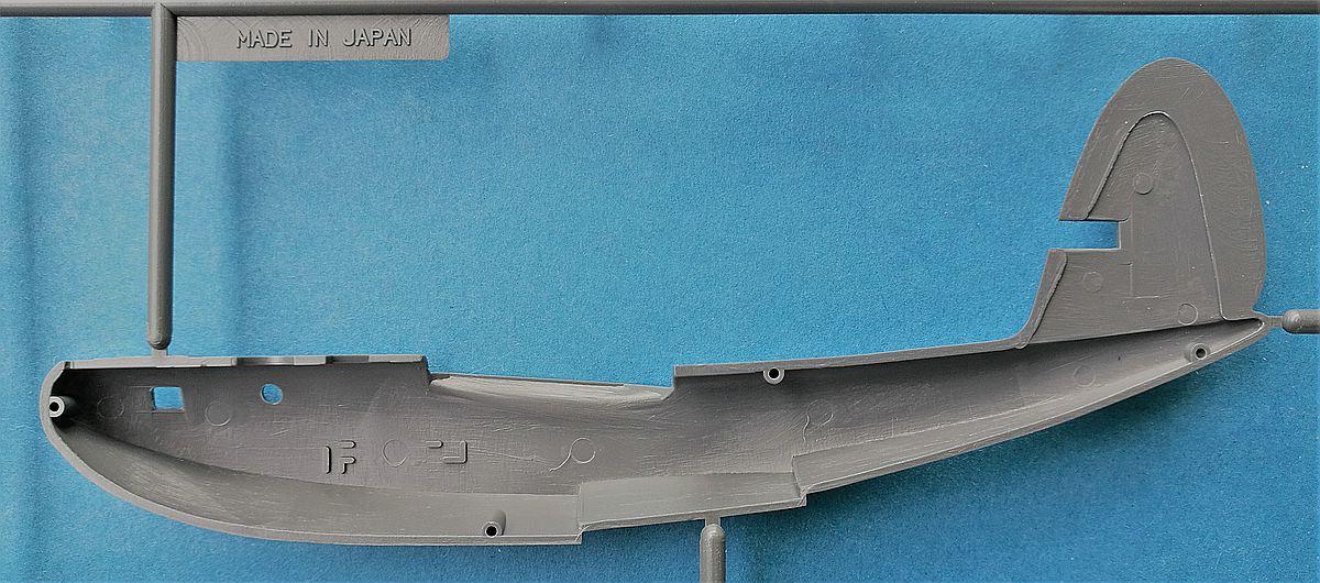 Fujimi-C-13-Aichi-E11A1-Laura-13 Aichi E11A1 LAURA in 1:72 von Fujimi # C-13