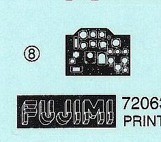 Fujimi-C-13-Aichi-E11A1-Laura-29 Aichi E11A1 LAURA in 1:72 von Fujimi # C-13