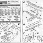 Fujimi-C-13-Aichi-E11A1-Laura-Bauanleitung-2-150x150 Aichi E11A1 LAURA in 1:72 von Fujimi # C-13