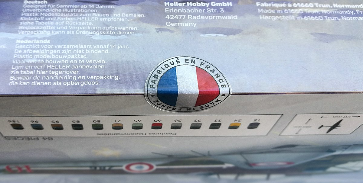 Heller-80313-Potez-63-11-4 Kit-Archäologie: Potez 63-11 in 1:72 von Heller # 80313
