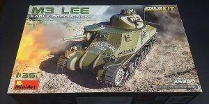 M3 Lee Early Production in 1:35 von MiniArt #35206