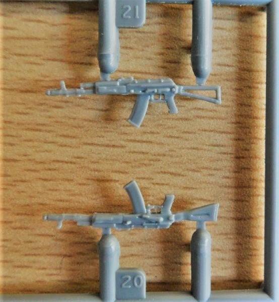 Plamax-Figure-Series-35-01-Detail-2 Plamax Figure Series 35-01 Russian Modern Tank Crew Set