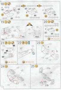 Revell-04977-B-25D-Mitchell-64-204x300 Revell 04977 B-25D Mitchell (64)