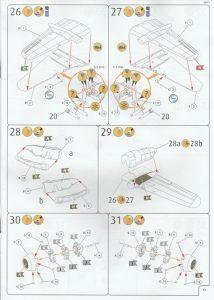 Revell-04977-B-25D-Mitchell-65-214x300 Revell 04977 B-25D Mitchell (65)