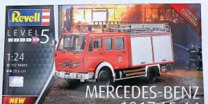 Mercedes Benz 1017 LF 16 in 1:24 von Revell # 07655