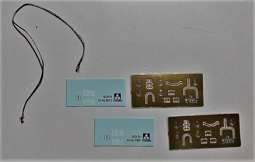 TAKOM-5005-Object-279-4 Object 279 und 279M in 1:72 von Takom # 5005