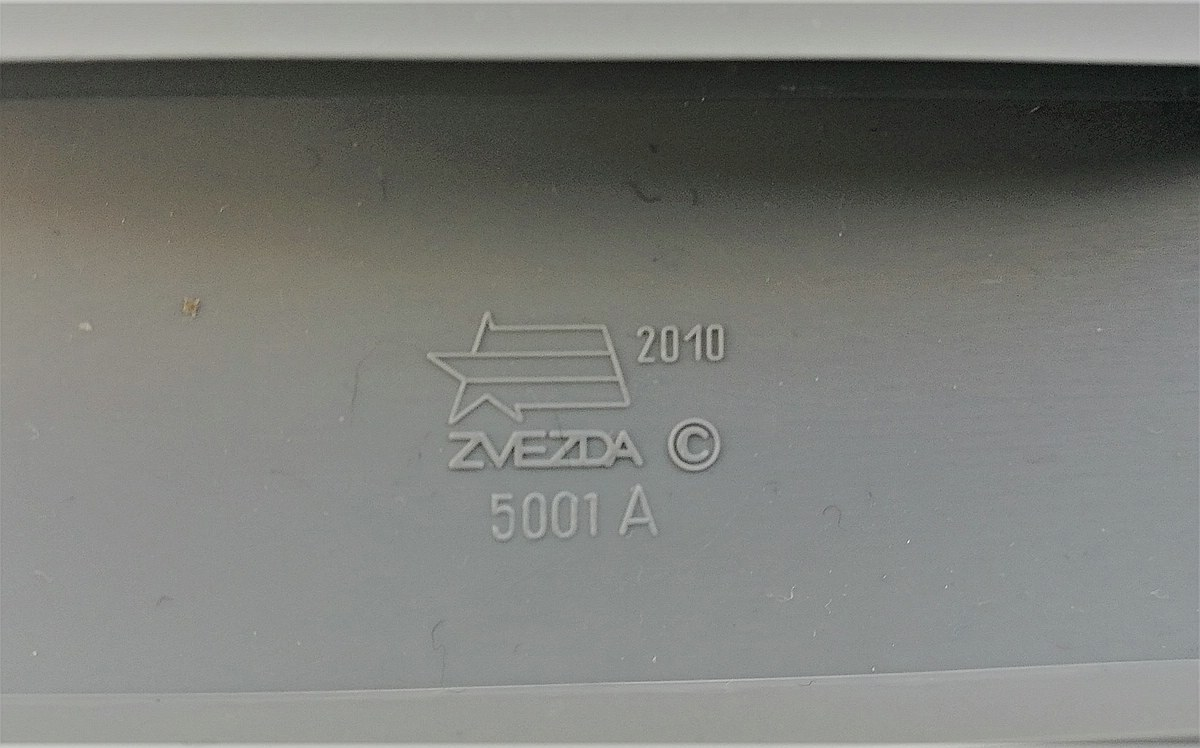 Zvezda-5062-SU-85-Bodenwanne-2 SU-85 in 1:72 von Zvezda #5062