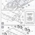 Zvezda-5062-Su-85-Bauanleitung2-150x150 SU-85 in 1:72 von Zvezda #5062