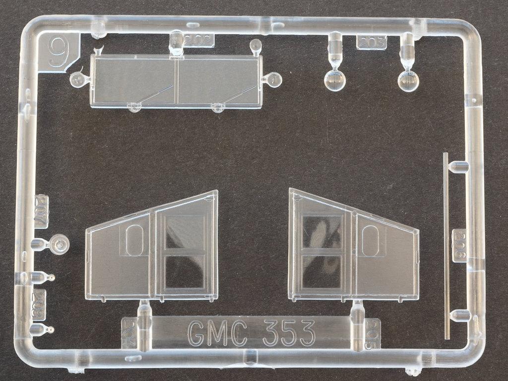 9 GMC CCKW 353 Heller 1:35 (#81121)