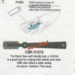 CMK-7441-Phantom-Cockpit-21-150x150 Cockpit für die Phantom FG1 (Airfix) in 1:72 von CMK #7441