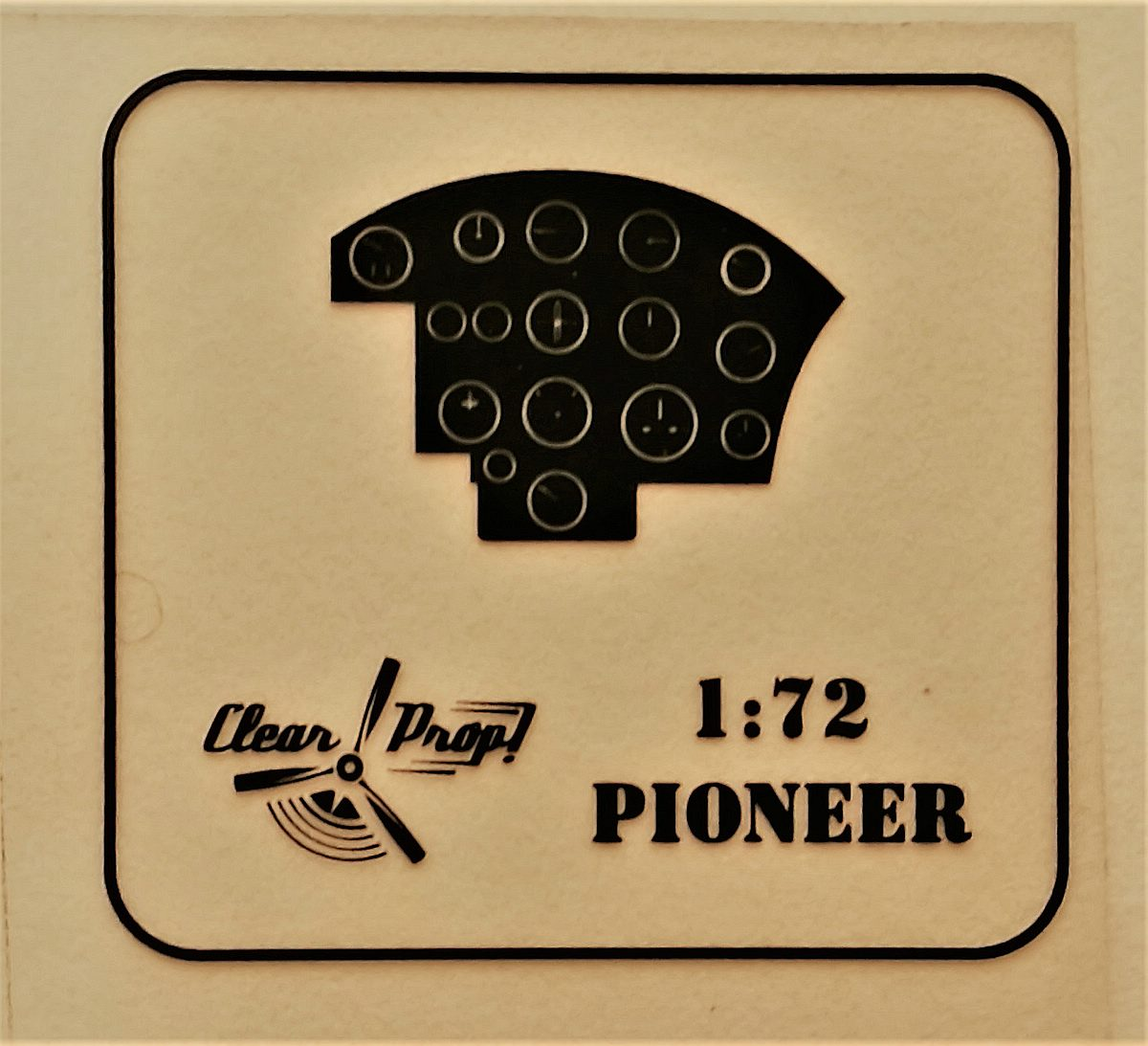 Clear-Prop-CP-72001-Gloster-E-39-Pioneer-18 Gloster E38/39 Pioneer in 1:72 von Clear Prop #CP 72001