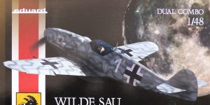 "Eduard Limited Edition ""Wilde Sau Episode One: Ring of Fire"" in 1:48 #11140"