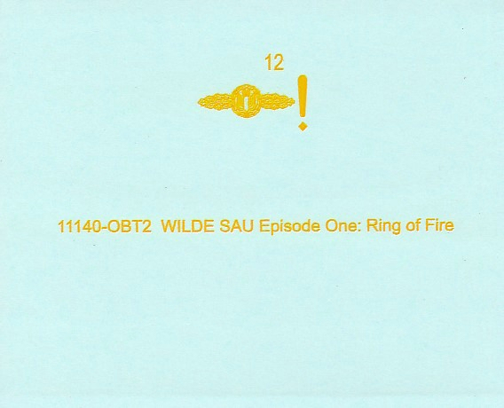 "Eduard-11140-Wilde-Sau-TEil-1-19 Eduard Limited Edition ""Wilde Sau Episode One: Ring of Fire"" in 1:48 #11140"