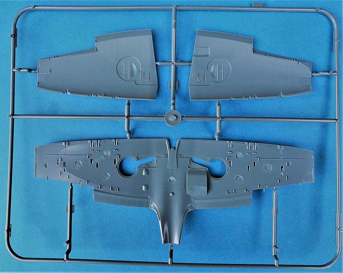 Eduard-11143-Spitfire-Mk.-I-The-Few-58 Spitfire Story: The few in 1:48 von Eduard #11143