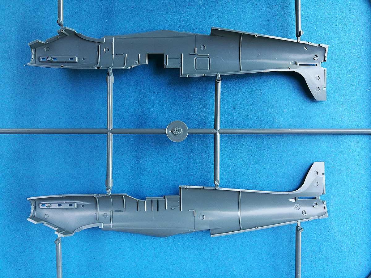 Eduard-11143-Spitfire-Mk.-I-The-Few-61 Spitfire Story: The few in 1:48 von Eduard #11143
