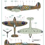 Eduard-11143-Spitfire-Mk.-I-The-Few-Markierungen-10-150x150 Spitfire Story: The few in 1:48 von Eduard #11143
