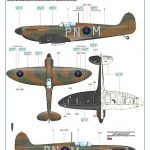 Eduard-11143-Spitfire-Mk.-I-The-Few-Markierungen-2-150x150 Spitfire Story: The few in 1:48 von Eduard #11143