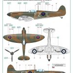 Eduard-11143-Spitfire-Mk.-I-The-Few-Markierungen-3-150x150 Spitfire Story: The few in 1:48 von Eduard #11143