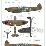 Eduard-11143-Spitfire-Mk.-I-The-Few-Markierungen-4-150x150 Spitfire Story: The few in 1:48 von Eduard #11143