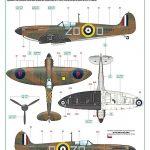 Eduard-11143-Spitfire-Mk.-I-The-Few-Markierungen-6-150x150 Spitfire Story: The few in 1:48 von Eduard #11143