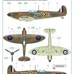 Eduard-11143-Spitfire-Mk.-I-The-Few-Markierungen-7-150x150 Spitfire Story: The few in 1:48 von Eduard #11143
