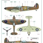 Eduard-11143-Spitfire-Mk.-I-The-Few-Markierungen-8-150x150 Spitfire Story: The few in 1:48 von Eduard #11143