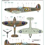 Eduard-11143-Spitfire-Mk.-I-The-Few-Markierungen-9-150x150 Spitfire Story: The few in 1:48 von Eduard #11143