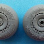 Eduard-648542-und-648543-He-111-Räder-13-150x150 He 111 wheels early / late von Eduard in 1:48 #648542 und 648543