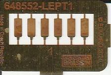 Eduard-648552-und-648554-AN-ALQ-99-19 AN/ALQ-99 Störbehälter von Eduard in 1:48 #648552 und 648554