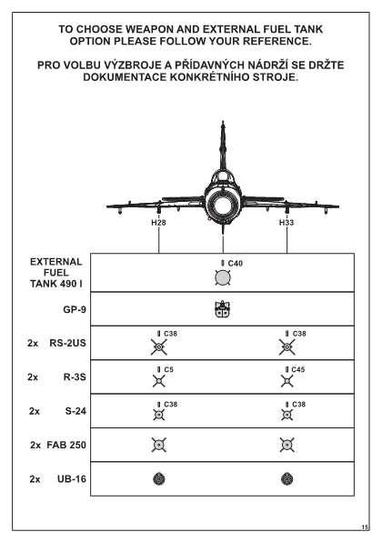 Eduard-70144-MiG-21-PFM-ProfiPack-46 MiG-21PFM in 1:72 von Eduard #70144