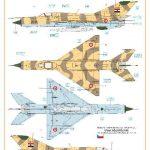 Eduard-70144-MiG-21-PFM-ProfiPack-50-150x150 MiG-21PFM in 1:72 von Eduard #70144