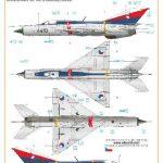 Eduard-70144-MiG-21-PFM-ProfiPack-51-150x150 MiG-21PFM in 1:72 von Eduard #70144