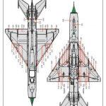 Eduard-70144-MiG-21-PFM-ProfiPack-54-150x150 MiG-21PFM in 1:72 von Eduard #70144