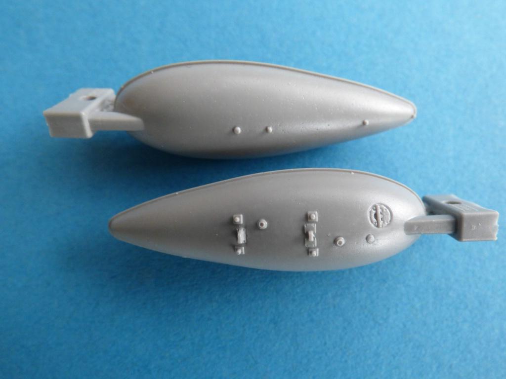 Eduard-SIN-64846-Mustang-Airfix-13 Eduard Bewaffnung und Tanks für die Airfix P-51 Mustang in 1:48 #SIN 64846