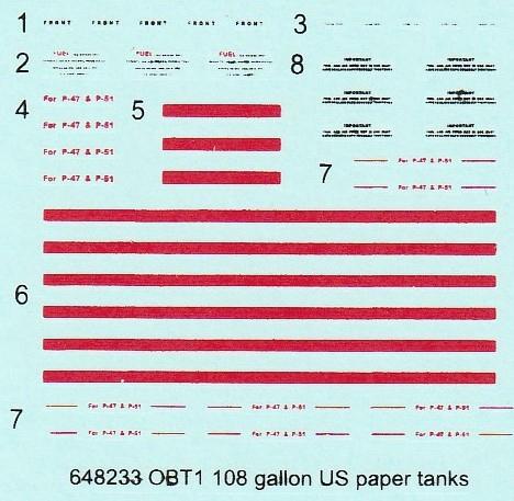 Eduard-SIN-64846-Mustang-Airfix-24 Eduard Bewaffnung und Tanks für die Airfix P-51 Mustang in 1:48 #SIN 64846