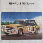 HellerR5Turbo008-150x150 Renault R5 Turbo in 1:24 von Heller #80717