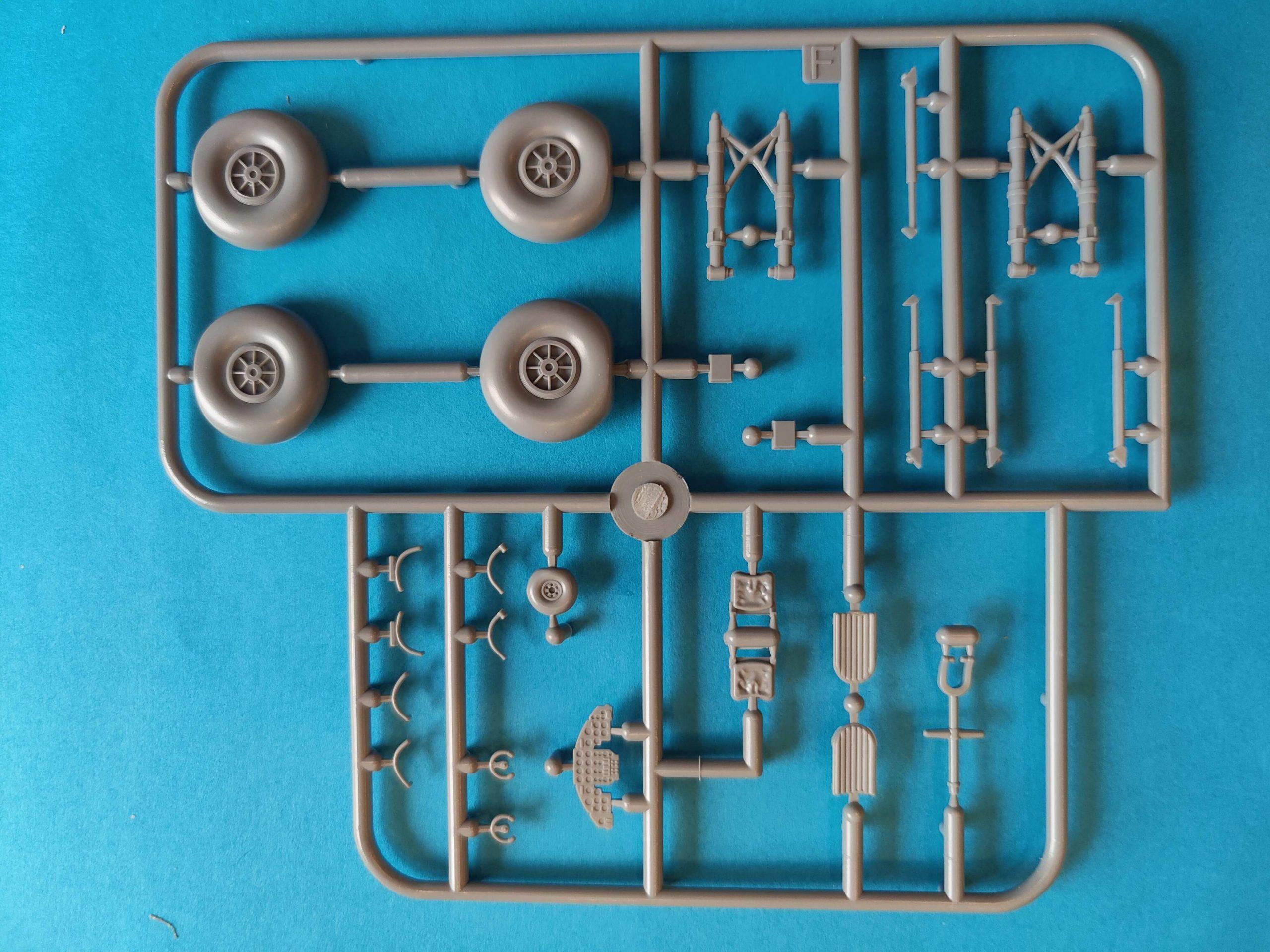 """PiaggioP108B005-scaled Special Hobby Piaggio P.108B """"Quadrimotore"""" in 1:72"""