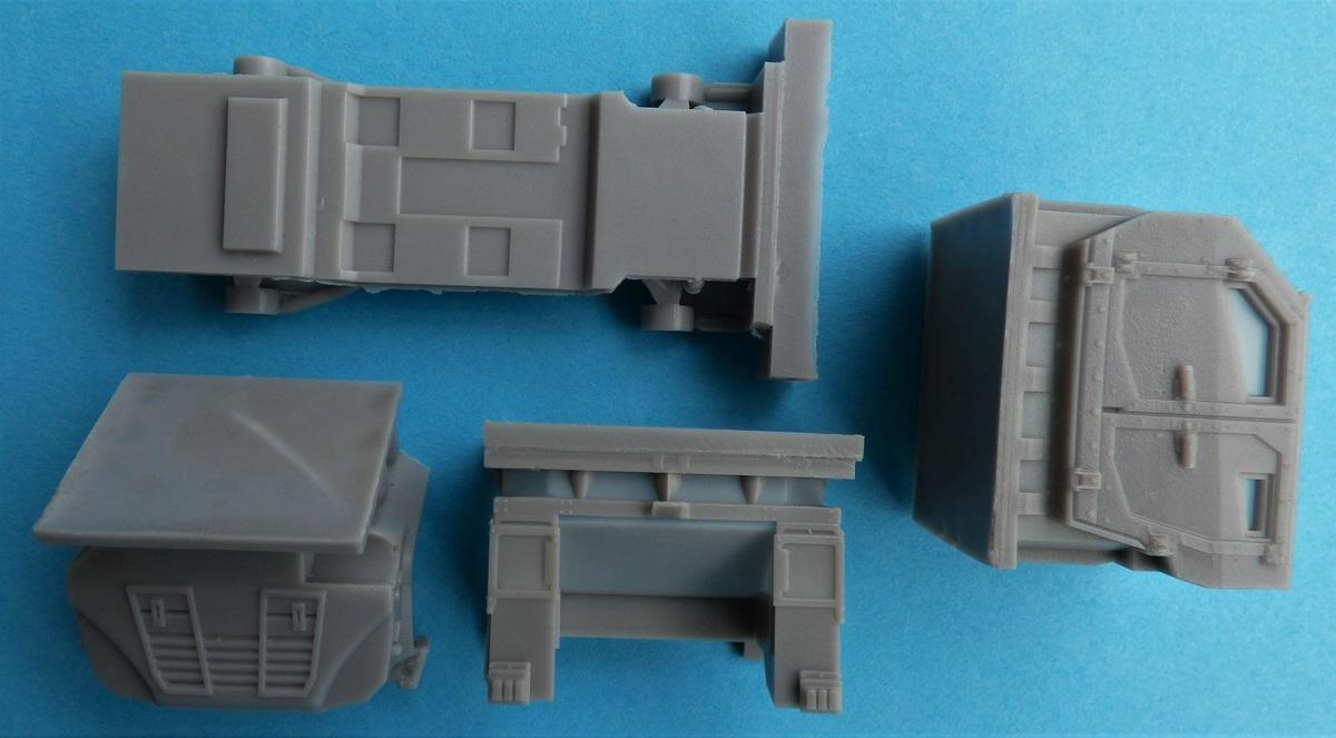 "Planet-Models-MV-124-JLTV-3 M1280 ""Joint Light Tactical Vehicle"" in 1:72 von Planet Models  #MV124"