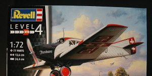 Junkers F 13 in 1:72 von Revell # 03870