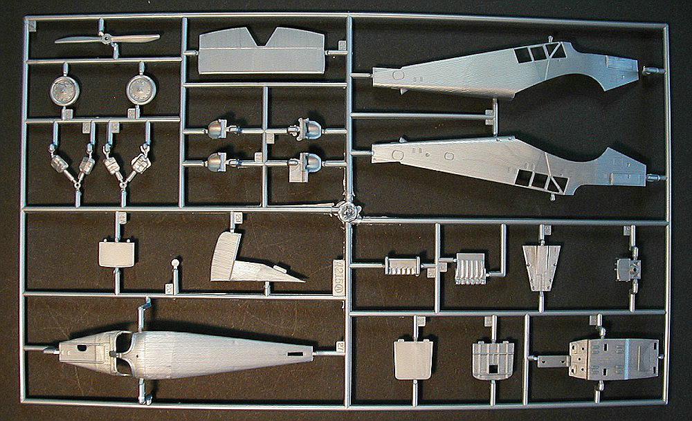 Revell-03870-Junkers-F-5 Junkers F 13 in 1:72 von Revell # 03870