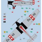 Revell-03870-Junkers-F.13-Farbschema1-150x150 Junkers F 13 in 1:72 von Revell # 03870
